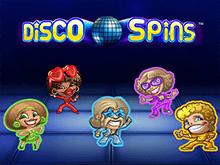 Демо игрового автомата Disco Spins